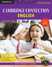 Cambridge Connection English Level 4 Coursebook for ICSE Schools