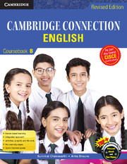 Cambridge Connection English Level 8 Coursebook for ICSE Schools