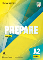Prepare Level 3 Workbook with Audio Download