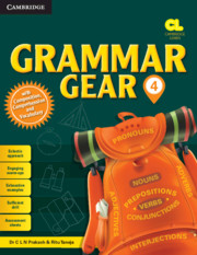 Grammar Gear Level 4 Student's Book