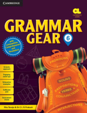 Grammar Gear Level 6 Student's Book