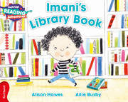 Imani's Library Book Red Band