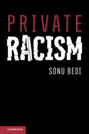 Private Racism