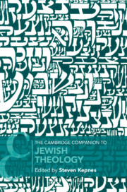 The Cambridge Companion to Jewish Theology