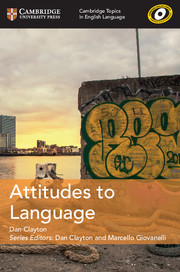 Attitudes to Language Cambridge Elevate edition (2 Years)