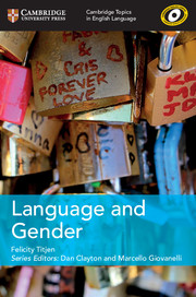 Language and Gender Cambridge Elevate edition (2 Years)