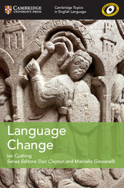 Language Change Cambridge Elevate Edition (2 Years)