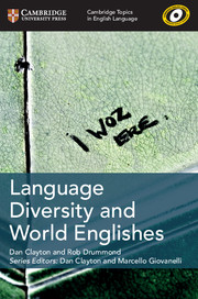 Language Diversity and World Englishes Cambridge Elevate Edition (2 Years)