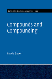 Compounds and Compounding