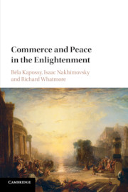 Commerce and Peace in the Enlightenment