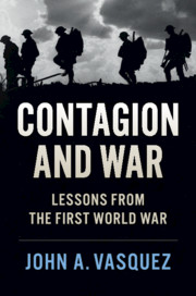 Contagion and War