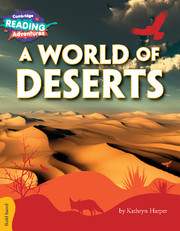 A World of Deserts