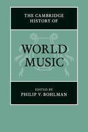 The cambridge history of world music edited by philip v bohlman the cambridge history of world music fandeluxe Images