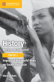 Impact of the World Wars on South-East Asia
