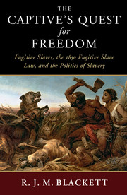 The Captive's Quest for Freedom