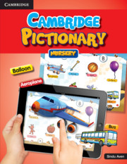 Cambridge Pictionary for Nursery (Pre-K)