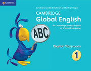 Cambridge Global English Stage 1 Digital Classroom (1 Year)