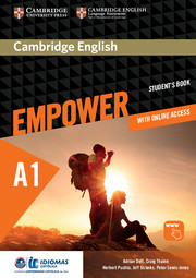 Cambridge English Empower Starter/A1