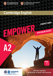 Cambridge English Empower Elementary/A2