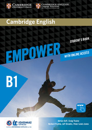 Cambridge English Empower Pre-intermediate/B1