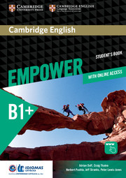 Cambridge English Empower Intermediate/B1+