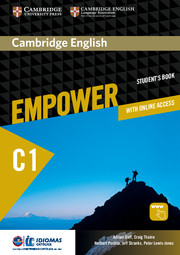 Cambridge English Empower Advanced/C1