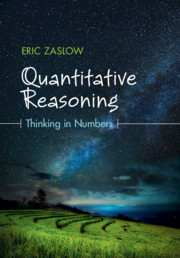 Quantitative Reasoning