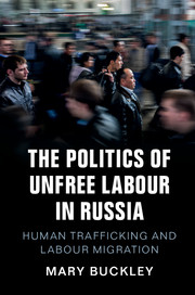 The Politics of Unfree Labour in Russia
