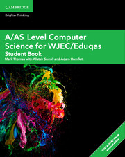 for WJEC/Eduqas Student Book with Cambridge Elevate enhanced edition (2 Years)