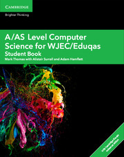 A/AS Level Computer Science for WJEC/Eduqas Cambridge Elevate Enhanced Edition (2 Years)