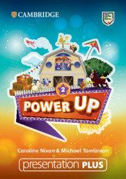 Power Up Level 2 Presentation Plus