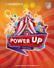 Power Up Level 3 Pupil's Book
