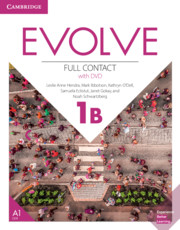 Evolve Level 1B Full Contact with DVD