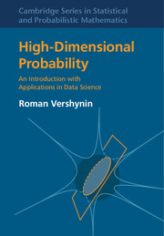 High-Dimensional Probability by Roman Vershynin
