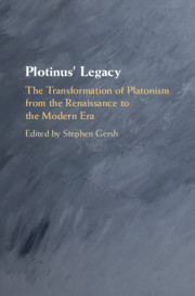 Plotinus' Legacy