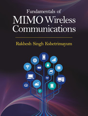 Fundamentals of MIMO Wireless Communications