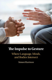 The Impulse to Gesture