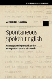 Spontaneous Spoken English