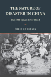 The Nature of Disaster in China</I>