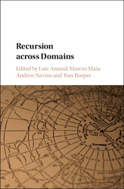 Recursion across Domains