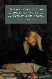 Science, Form, and the Problem of Induction in British Romanticism