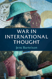 War in International Thought