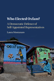 Who Elected Oxfam?