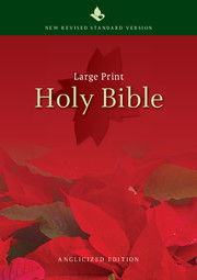 NRSV Large-Print Text Bible, NR690:T