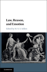 Law, Reason, and Emotion