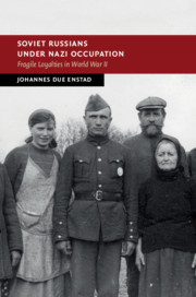 Soviet Russians under Nazi Occupation