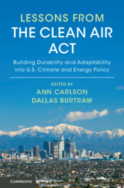 Lessons from the Clean Air Act