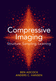 Compressive Imaging: Structure, Sampling, Learning