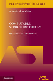 Computable Structure Theory