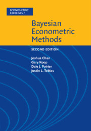 Bayesian Econometric Methods